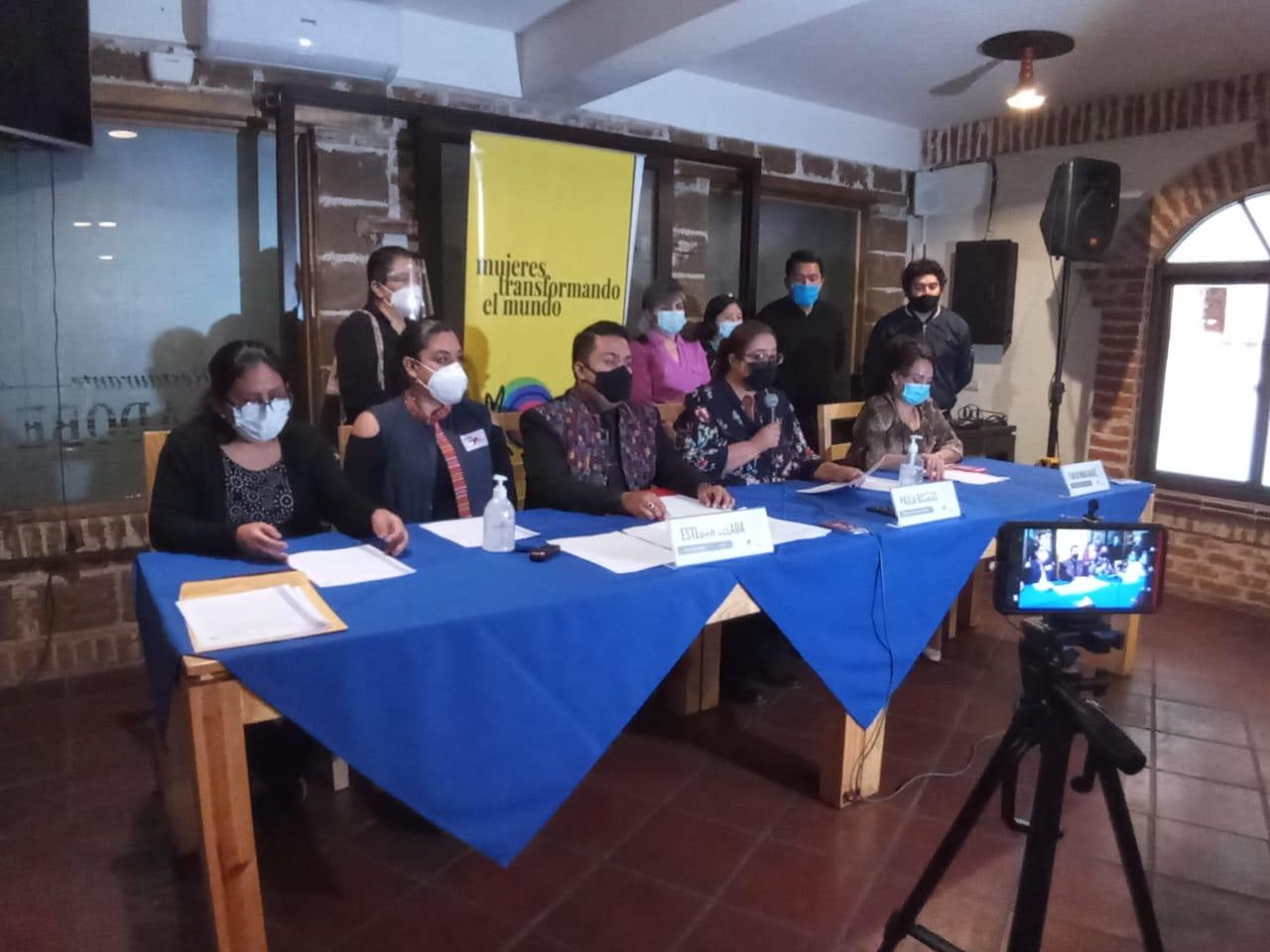 La solicitud de antejuicio fue presentada como parte del caso Hogar Seguro Virgen de la Asunción.